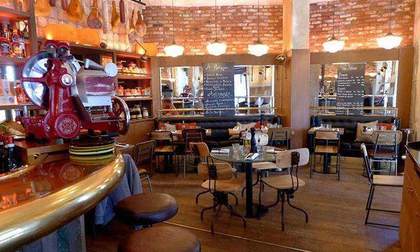 Réveillon de la Saint-Sylvestre au restaurant italien Little Nonna - Gluten Free