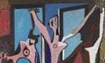 Musée Picasso - Peinture The dancers