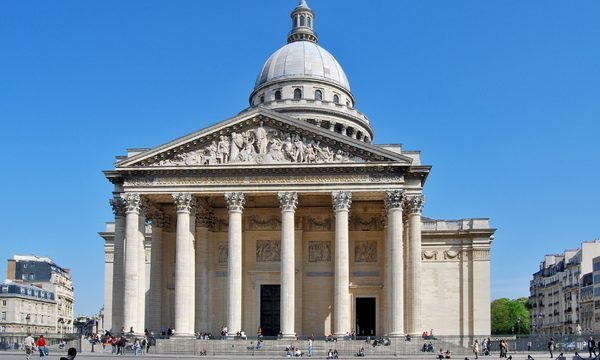 Panthéon - Facade