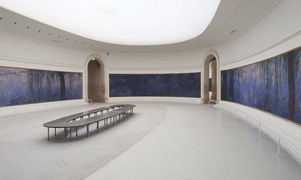 Musée de l'Orangerie - Panorama nymphéas