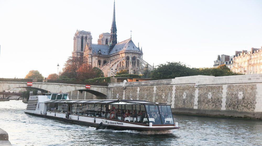 Le Grand Pavois, Marina de Paris