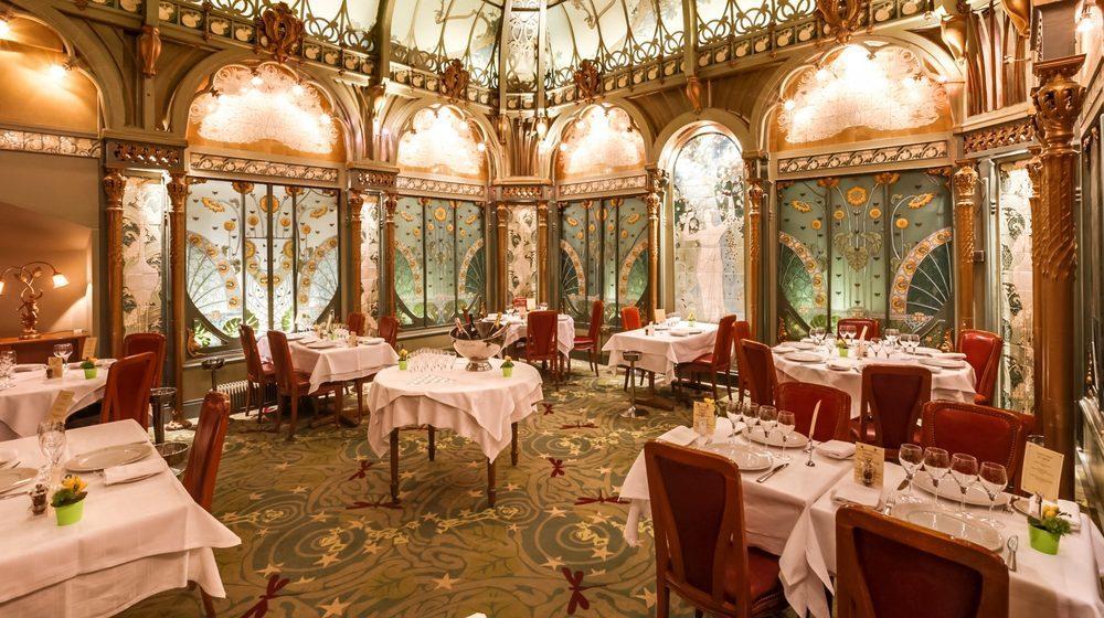 Restaurant La Fermette Marbeuf