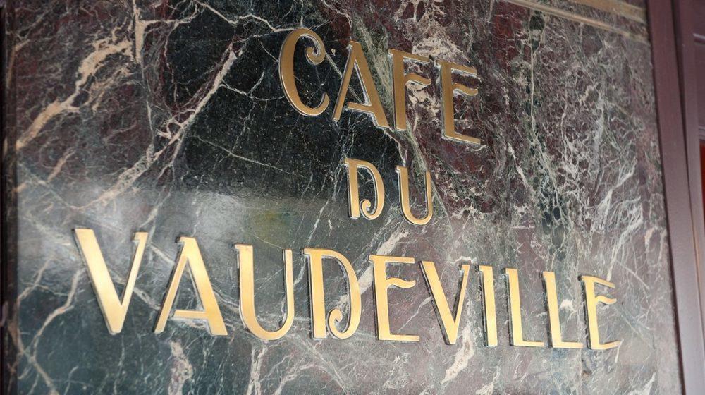 Brasserie Le Vaudeville