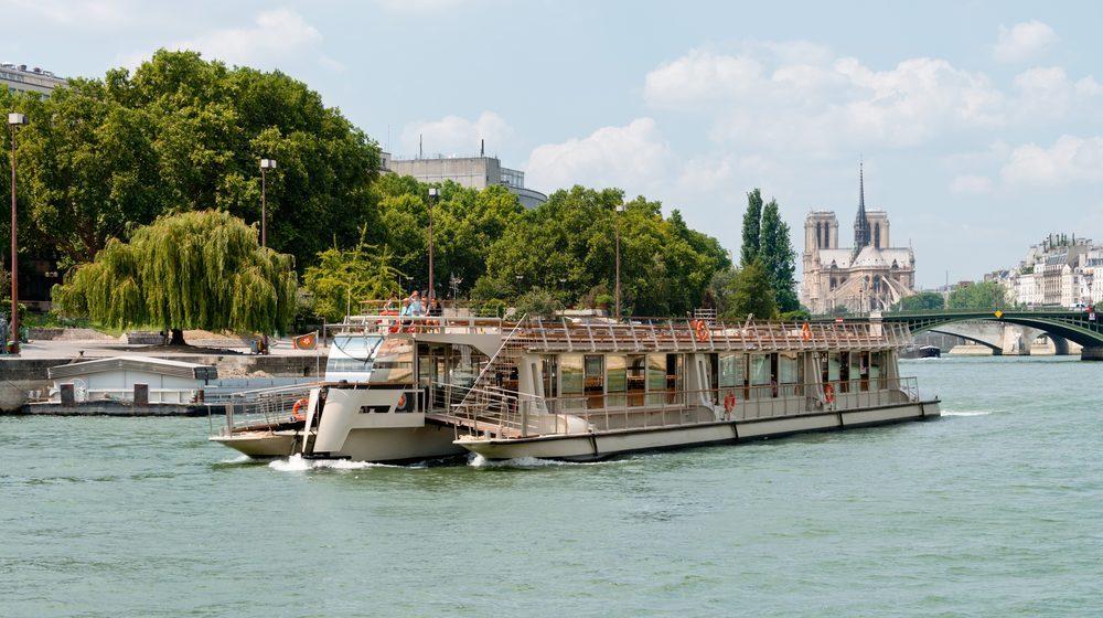 Bateaux Parisiens - Croisière Promenade sur la Seine