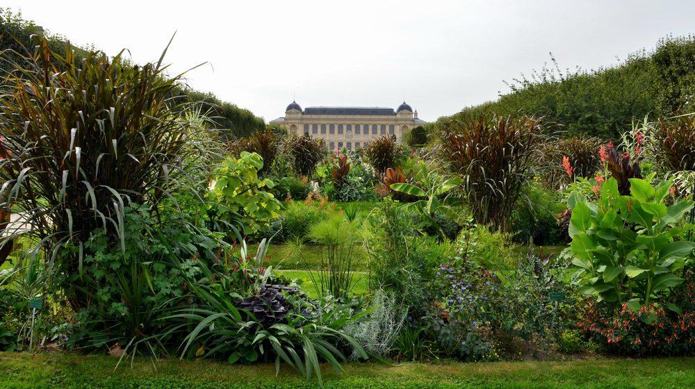 Grande Galerie de l'Évolution dans le Jardin des Plantes