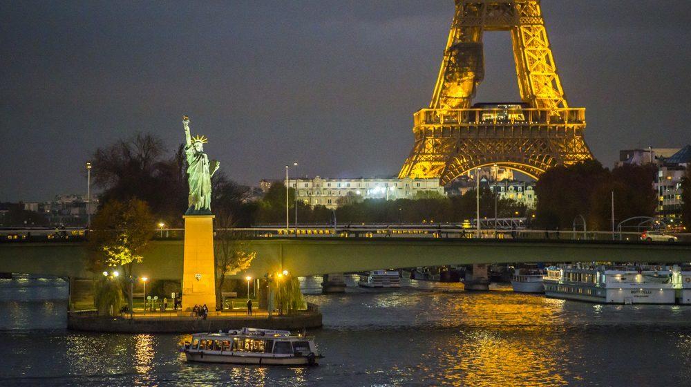Marina de Paris  - Diner croisière 7