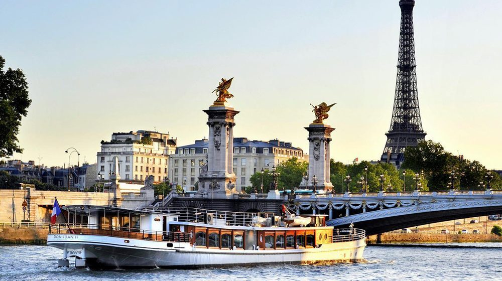 Don Juan II - Yacht dîner croisière 7