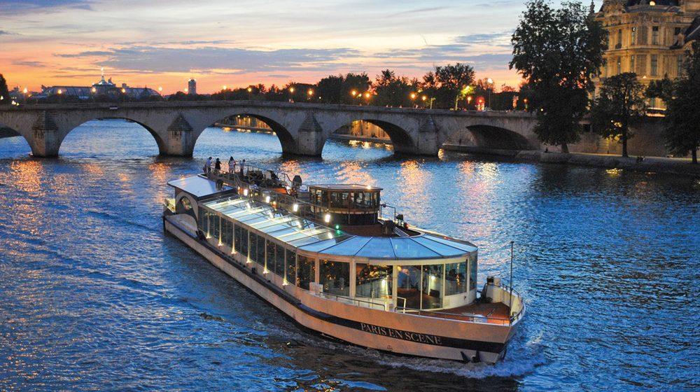 Paris en Scène - Dîner croisière 3