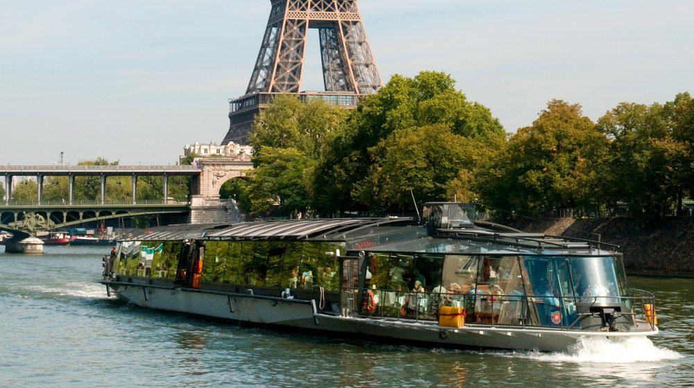 Bateaux Parisiens - Déjeuner Croisière et Tour Eiffel