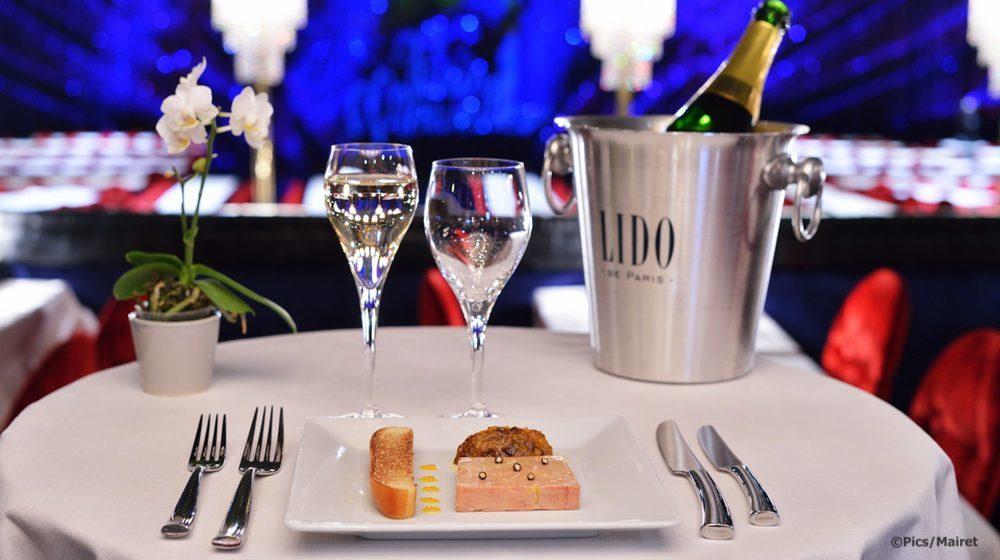 Lido Paris - Cabaret champagne