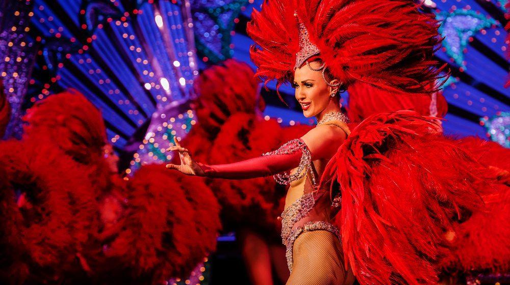Moulin Rouge - Cabaret 9