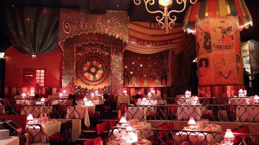 Moulin Rouge - Cabaret 2
