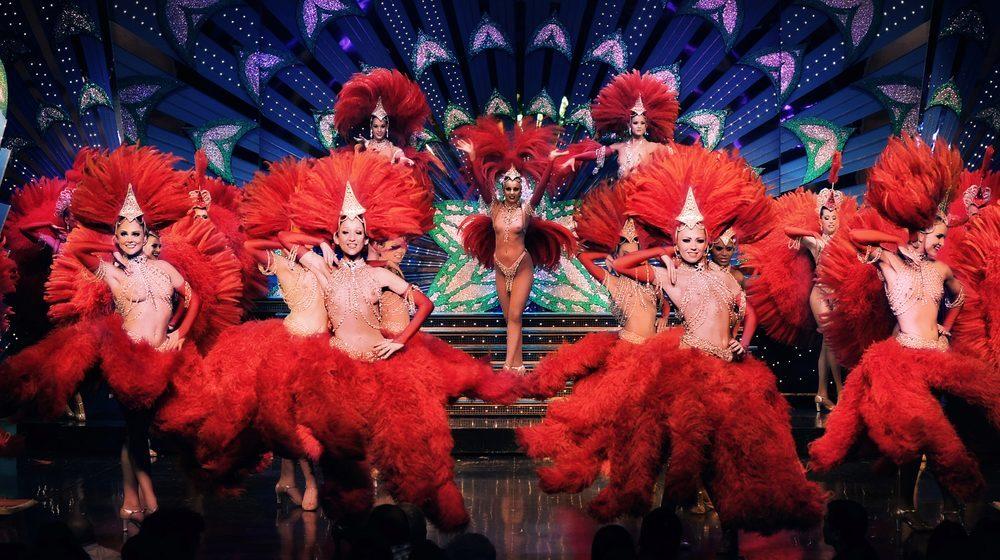 Moulin Rouge - Cabaret 10