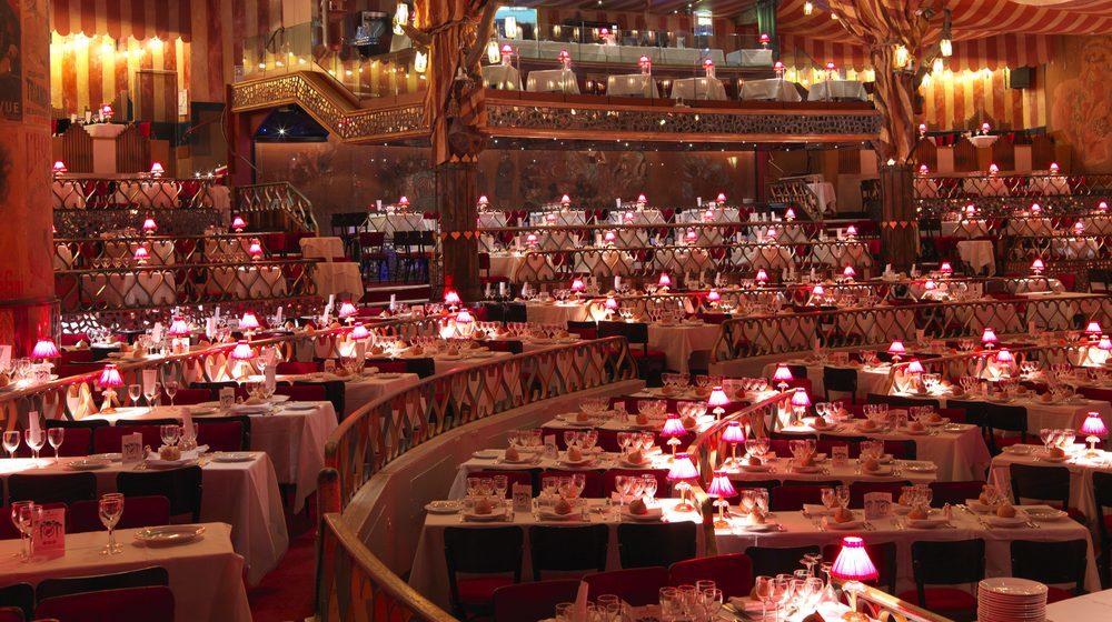 Moulin Rouge - Cabaret 4