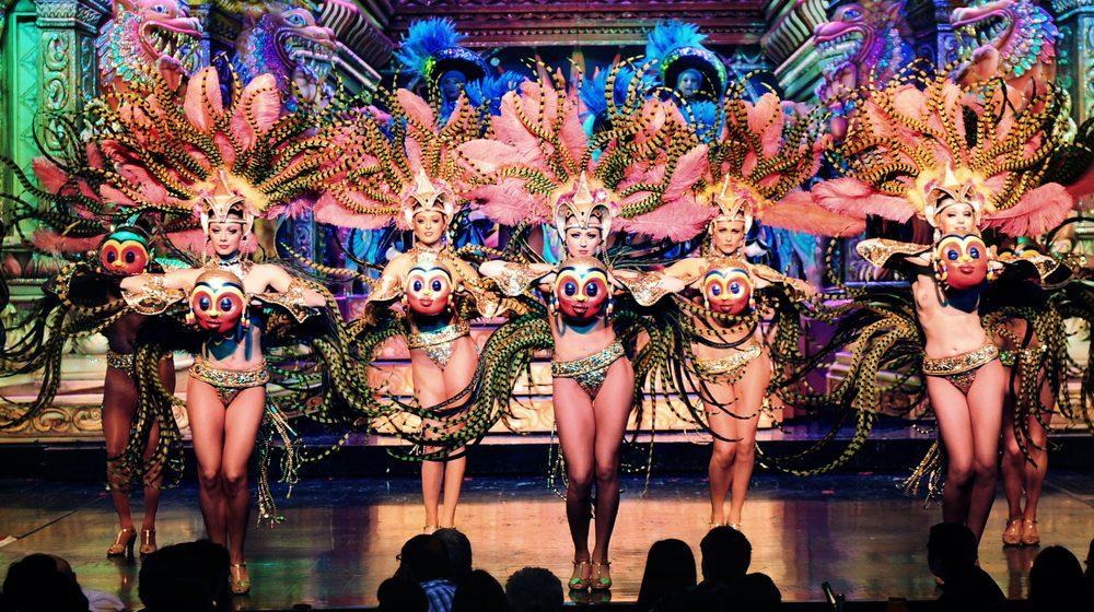 Moulin Rouge - Cabaret 8