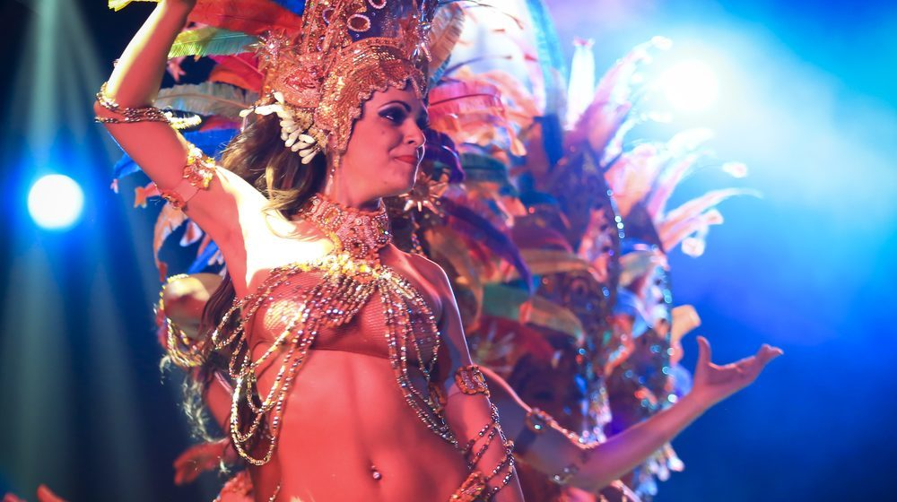 Brasil Tropical - Cabaret 9