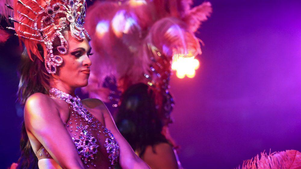 Brasil Tropical - Cabaret 12