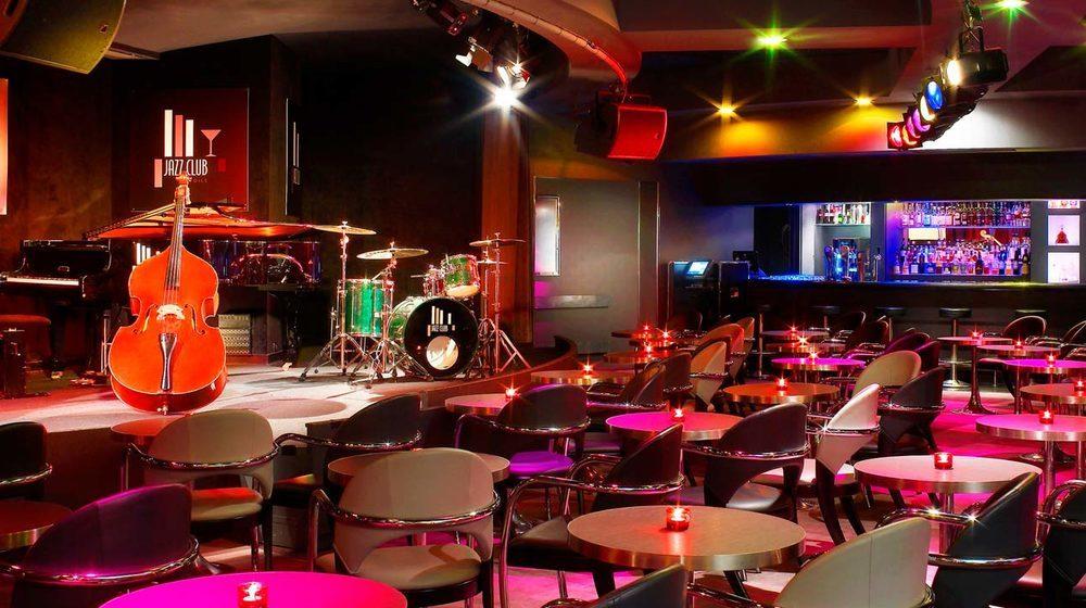Jazz Club Etoile - Salle
