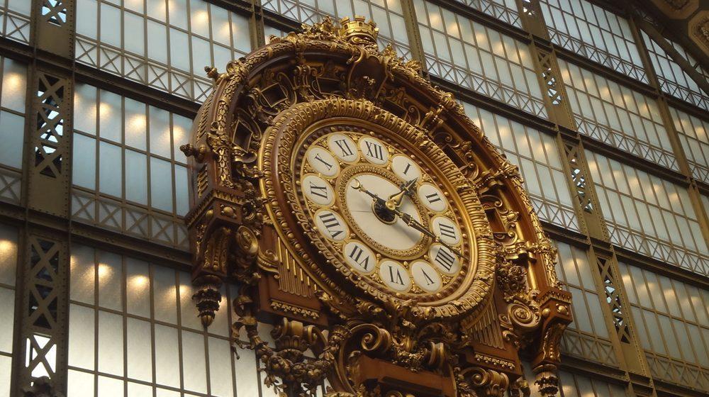 Musee d'Orsay - Horloge 2