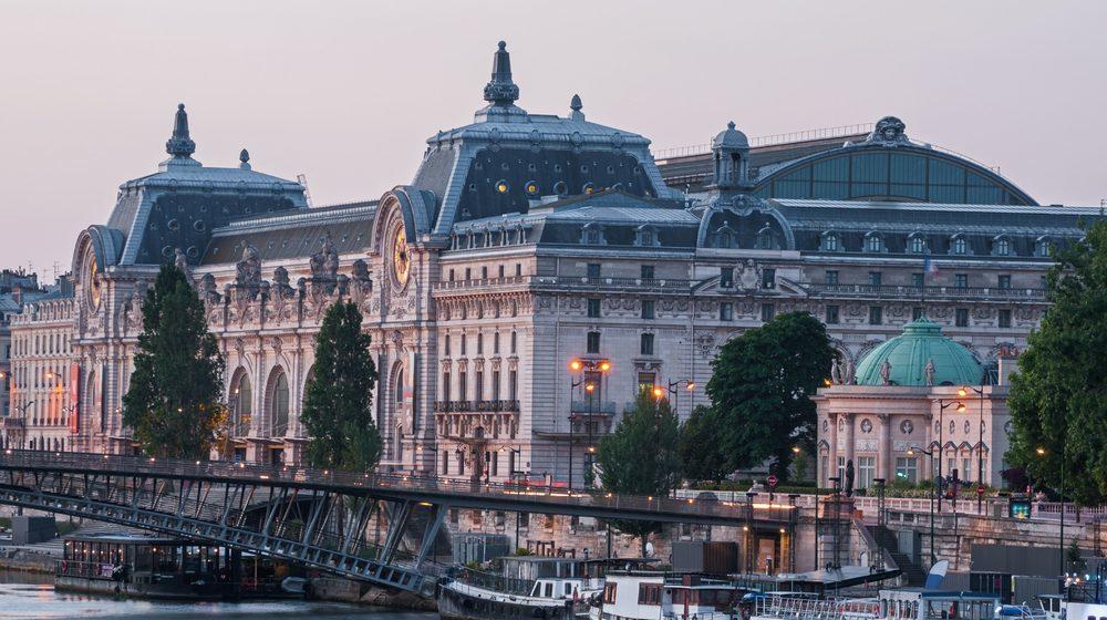 Musee d'Orsay - Facade 2