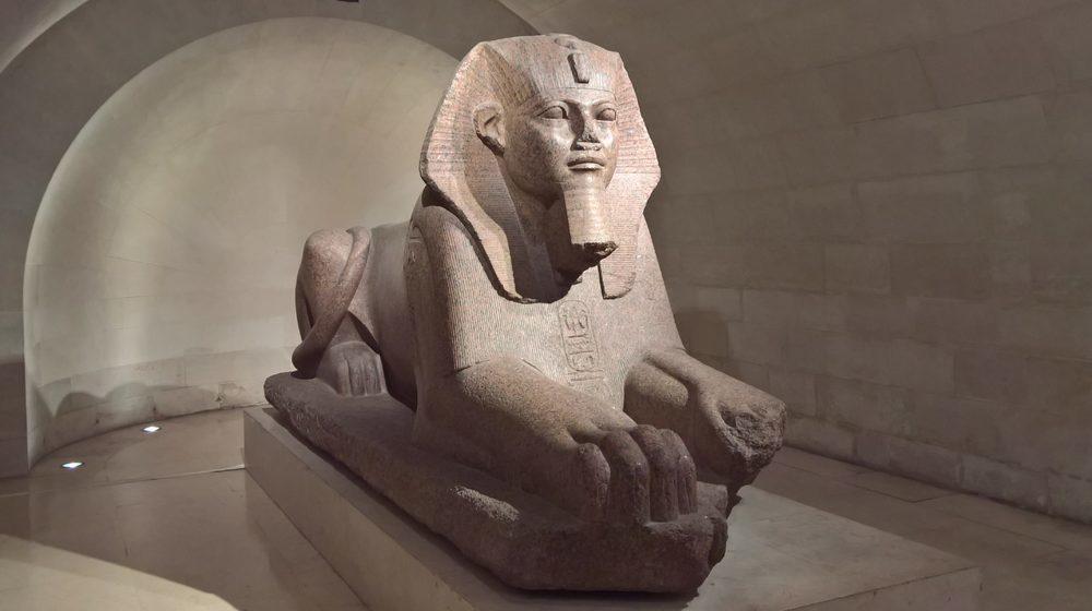 Musée du Louvre - L'Egypte Ancienne