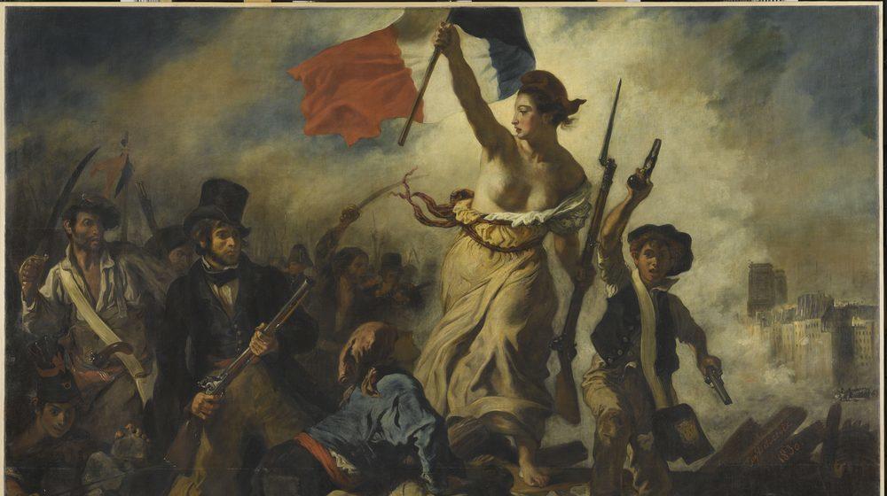 Musée du Louvre - Delacroix