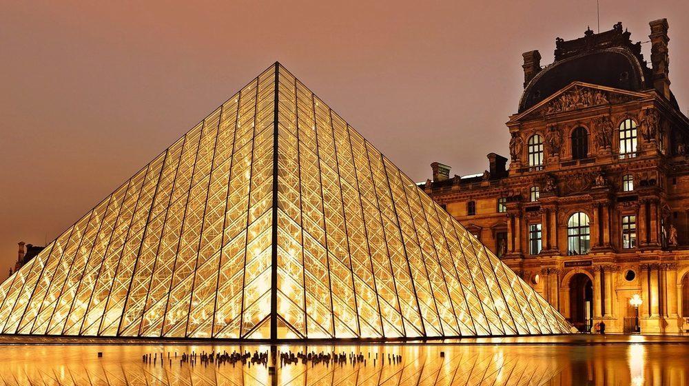 Musée du Louvre - Nuit