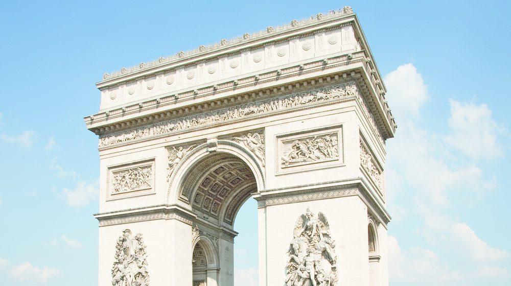 Arc de Triomphe - Jour