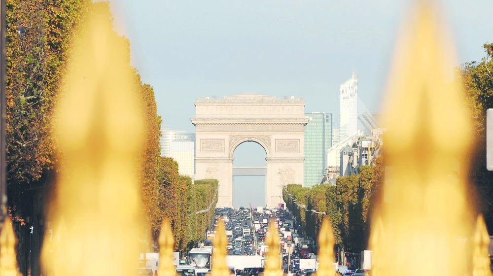 Arc de Triomphe - Champs Elysées
