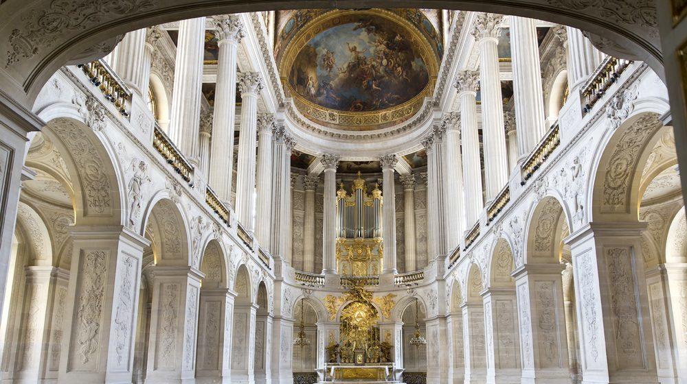 Château de Versailles - Intérieur 2