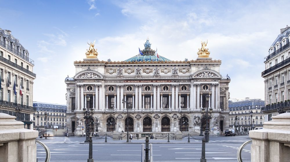 Opéra Garnier - Avenue Opéra