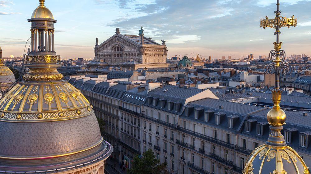 Opéra Garnier - Haussmann