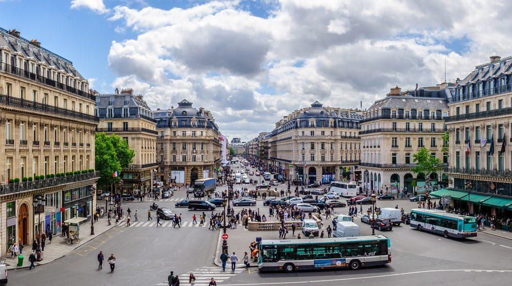 Opéra Garnier - Panorama