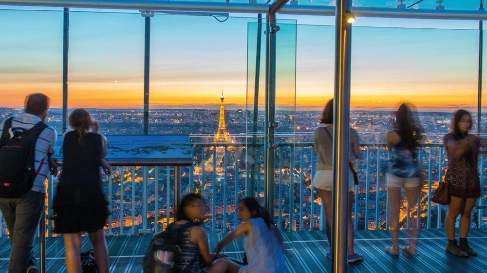 Tour Montparnasse - Terrasse