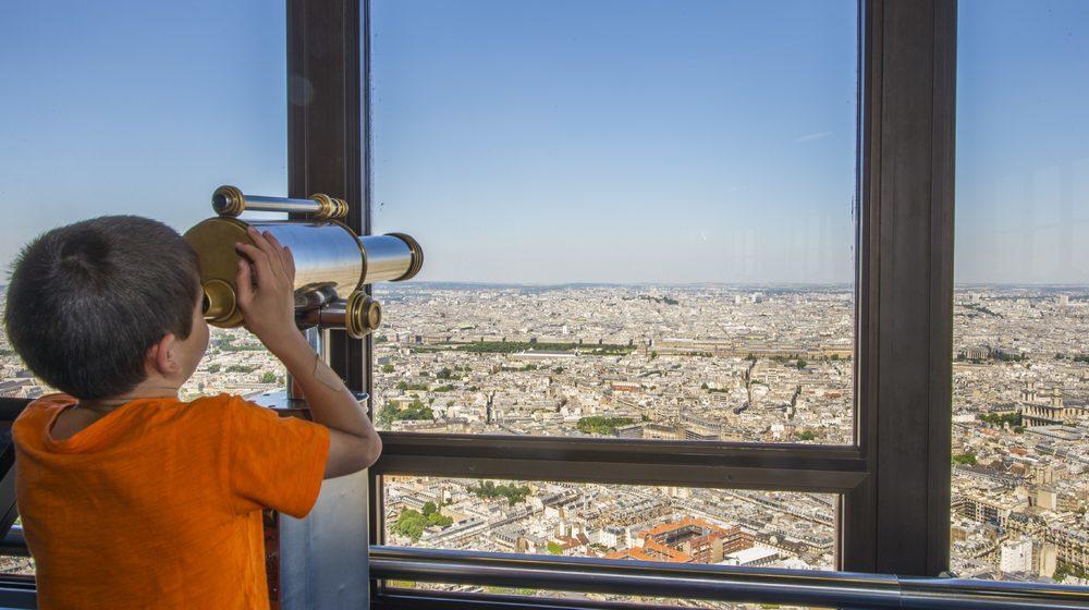 Tour Montparnasse - Enfant