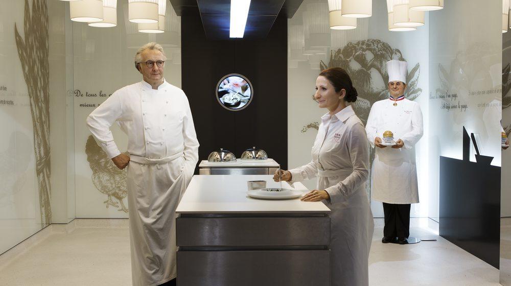 Musée Grévin -  Chefs