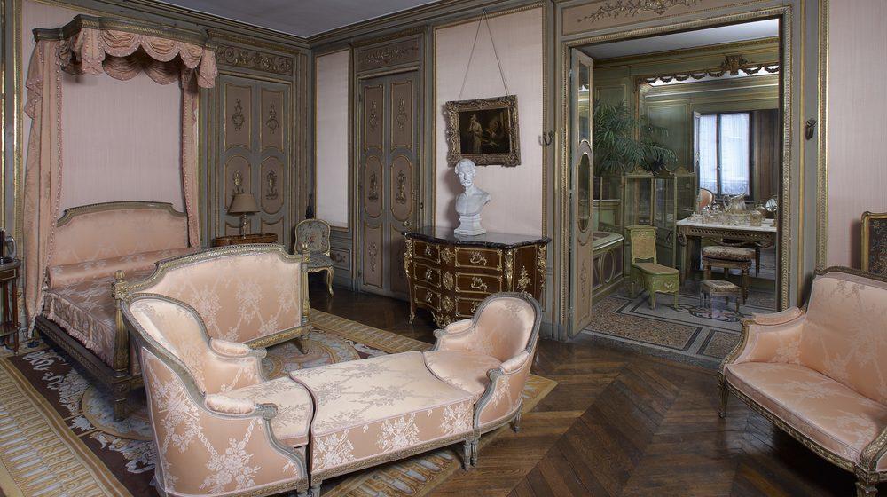 Musée Jacquemart-André : Chambre de Monsieur © Studio Sébert Photographes