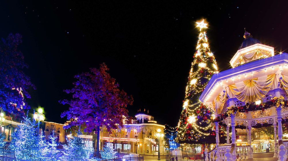 Disneyland® Paris Noël ©DISNEY