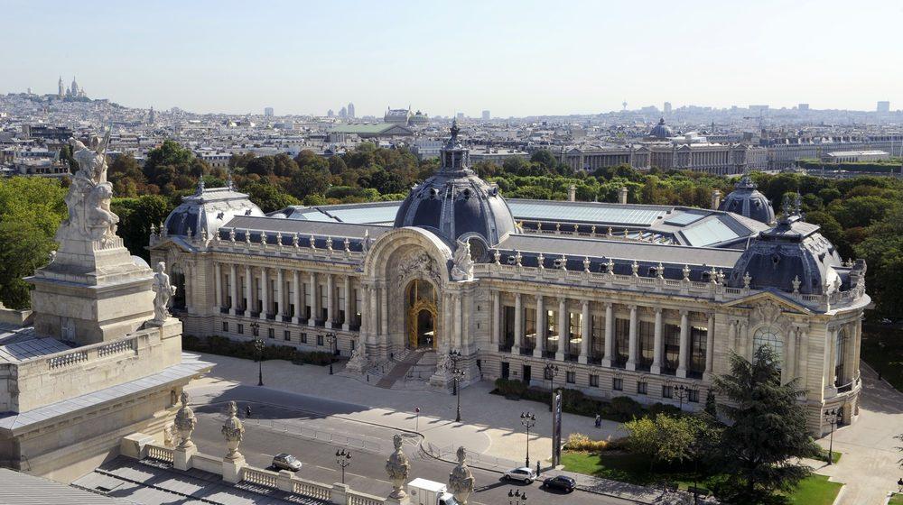 Le Petit Palais vu du Grand Palais