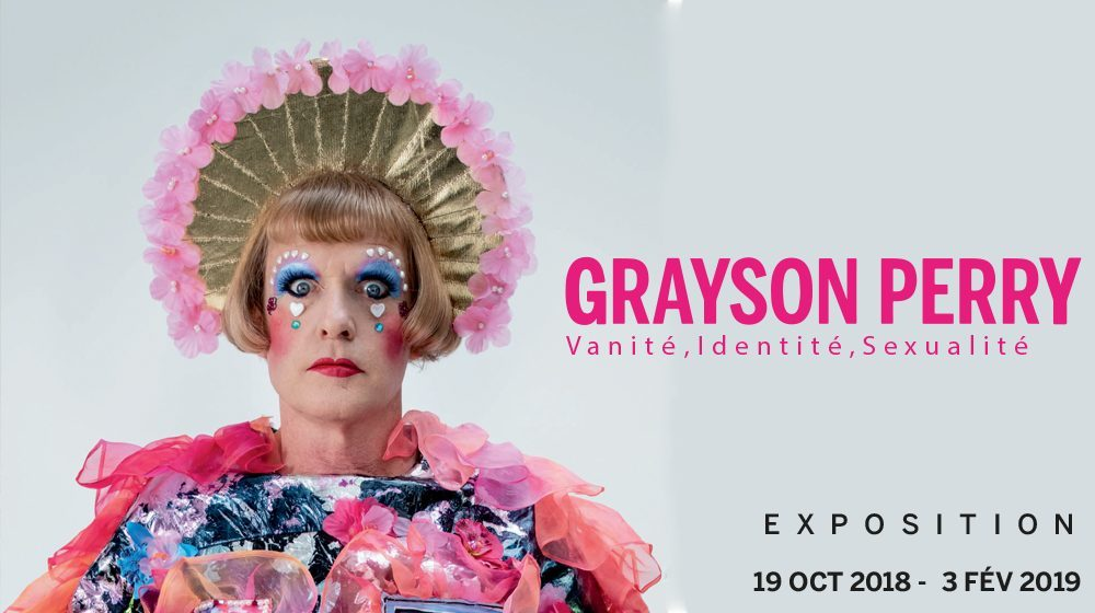 Exposition Grayson Perry