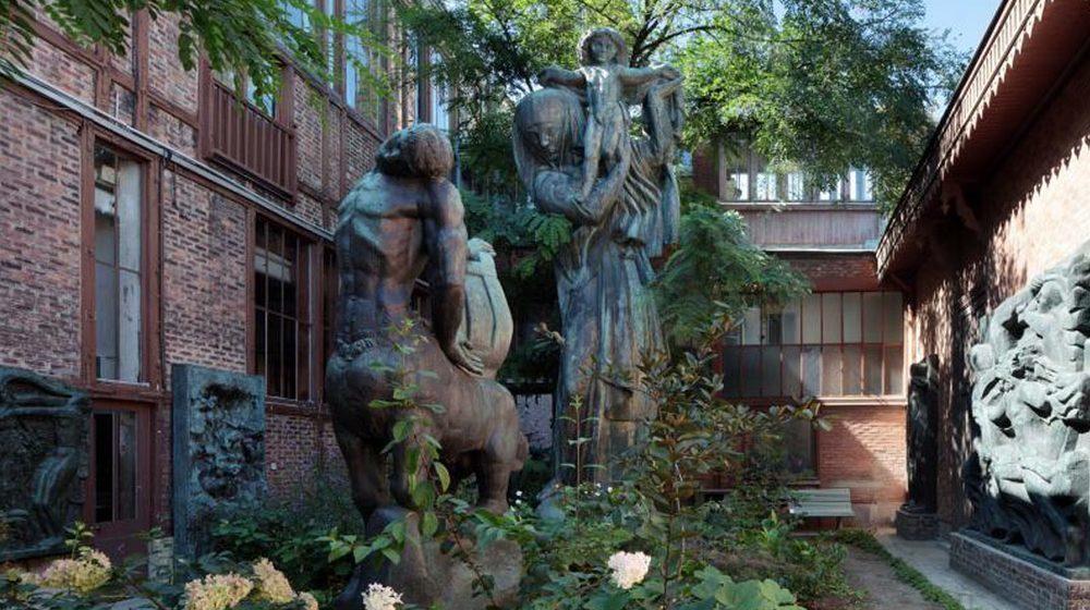 Le jardin de sculptures © Musée Bourdelle