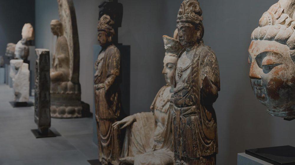 Musée Cernuschi - Statutes des collections permanentes