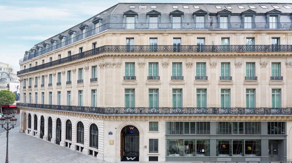 W Paris - Opéra : Soirée du Nouvel An