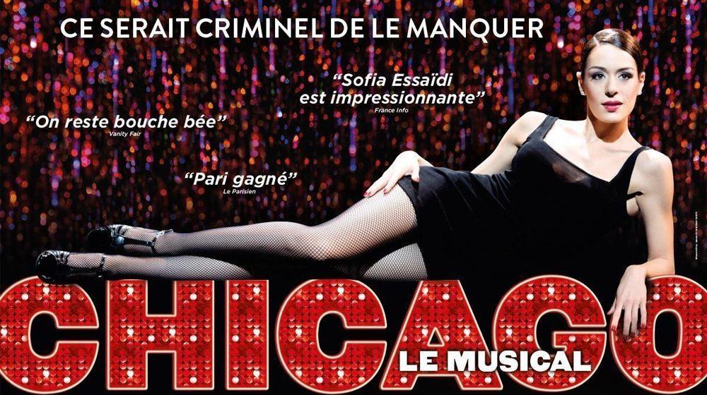 Chicago - Le Musical au théâtre Mogador