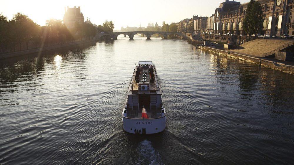 Bateau à Privatiser à Paris - L'Acajou des Yachts de Paris