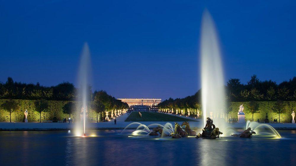 Photos Versailles Night Fountains Show
