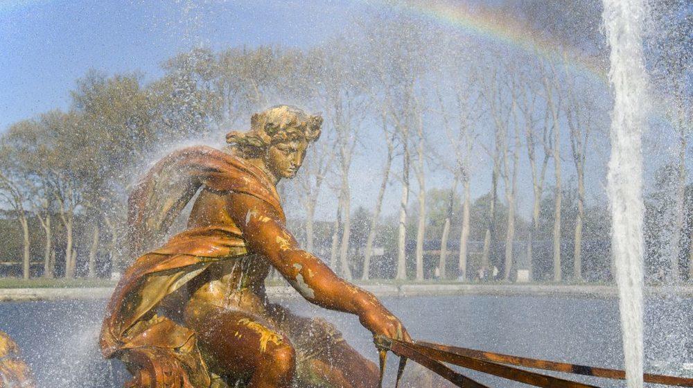 Les Grandes Eaux Musicales - Le Bassin du Char d'Apollon