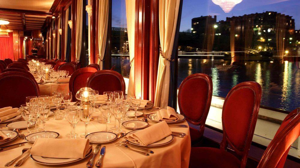 Bateau River Palace - Réveillon du Nouvel An à Paris