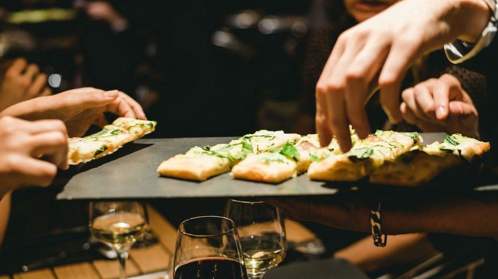 Pizza sur Seine : Pizzeria navigante à Paris