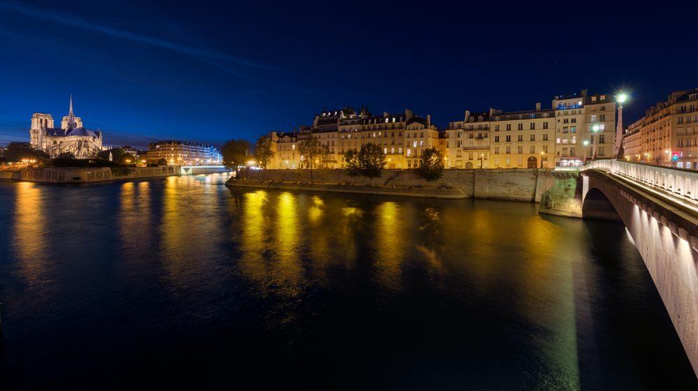 Nouvel An à Paris - Dîner Croisière à bord du River Palace